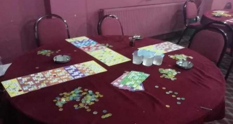 Kumar oynayan 51 kişiye 68 bin TL ceza