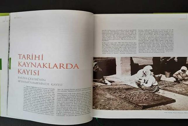 Malatya Kayısı Kitabı Yayımlandı