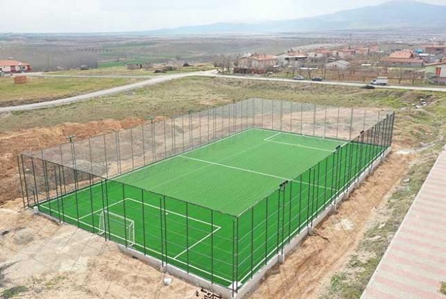 Yeşilyurt Belediyesi'nden Spor'a Ve Gençliğe Dev Yatırımlar