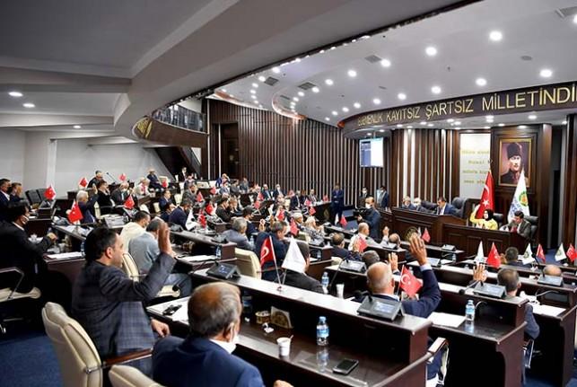 Büyükşehir Belediye Meclisi Ekim Ayı Toplantısı Yapıldı