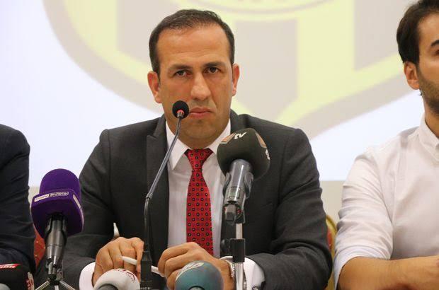 Başkan Gevrek,'Eşit şartlarda oynamak istiyoruz'