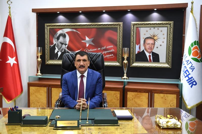 Başkan Gürkan'ın 15 Temmuz Mesajı