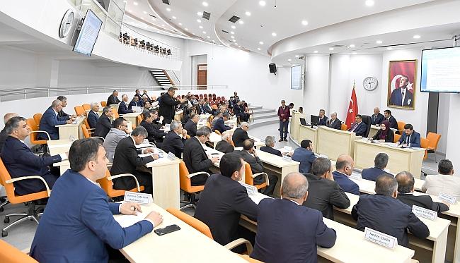 Büyükşehir Mayıs Ayı Meclis Toplantısı Sona Erdi