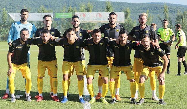 EYMS ilk hazırlık maçını 1-0 kazandı