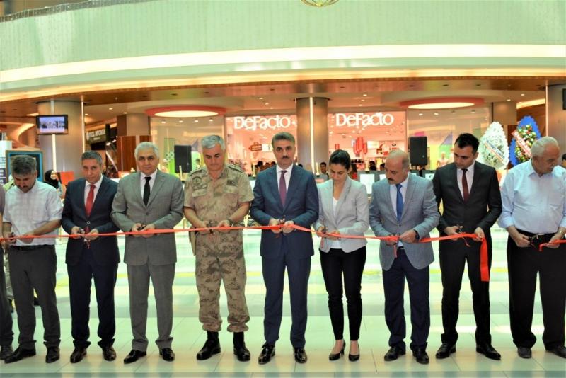 Muhacirden Ensar'a 15 Temmuz 2 Resim Sergisi Açıldı