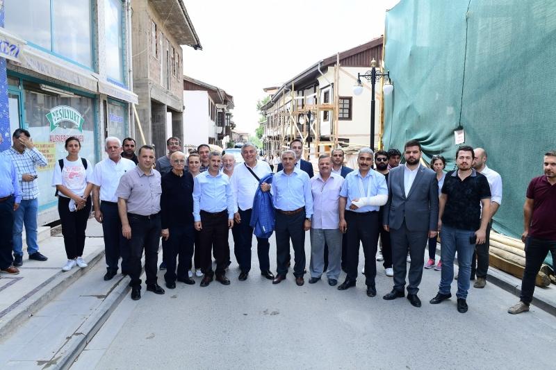 'Hedefimiz; Yeşilyurt'u Turizm Merkezine Dönüştürmek'