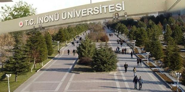 İnönü Üniversitesi Mezuniyet Törenine Hazırlanıyor