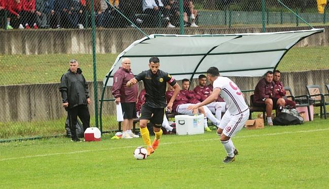 Kaplanlar Üzdü! Yeni Malatyaspor-Rapid Bükreş 2-0