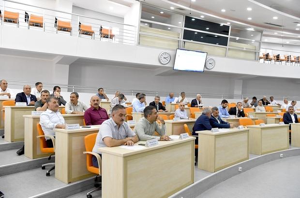Malatya Büyükşehir Belediye Temmuz Ayı Meclis Toplantısı Sona Erdi