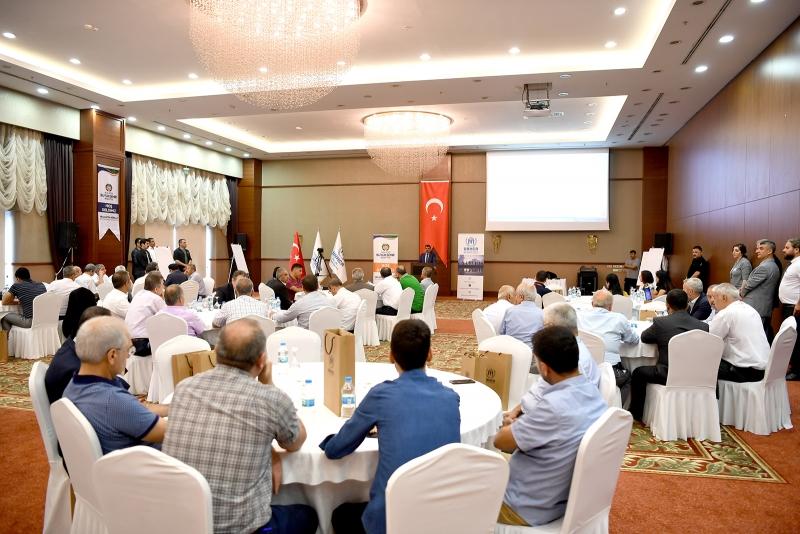 Malatya Muhtarlar Çalıştayı Yapıldı