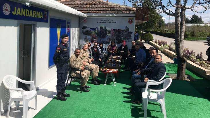MTÜ Battalgazi Tarım Kampüsüne Jandarma Karakolu