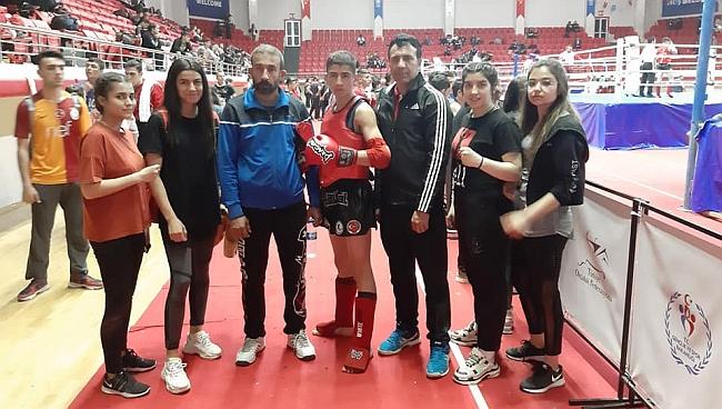 Muaythai Şampiyonası'nda Önemli Başarı
