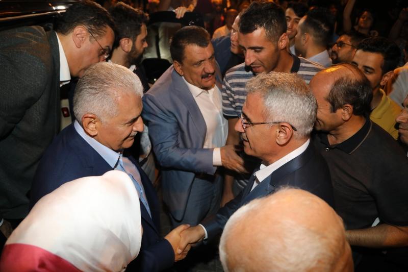 Türkiye'nin Son Başbakanı Battalgazi'de