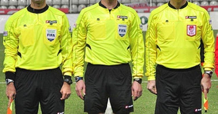 Süper Lig'de İlk Hafta Hakemleri Açıklandı