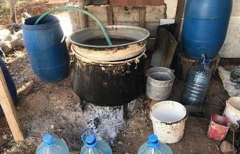 Malatya'da Yılbaşı Gecesine Hazırlanan Kaçak İçkiler Ele Geçirildi