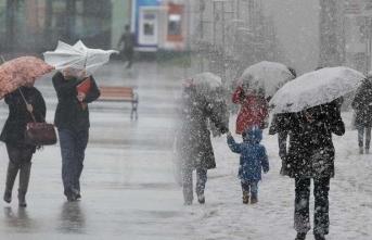 MGM'den Yağış  Uyarısı...