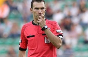 Süper Ligde 17. hafta maçlarını yönetecek hakemler açıklandı