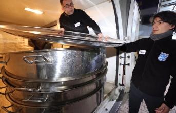 ABB, Elazığ'da Hergün 5 bin vatandaşa sıcak yemek dağıtacak