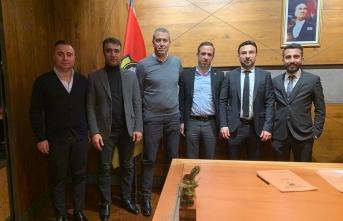 Y.Malatyaspor'da Kemal Özdeş Dönemi Resmen Başladı