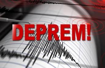 3,9'luk Deprem Malatya'da Hissedildi