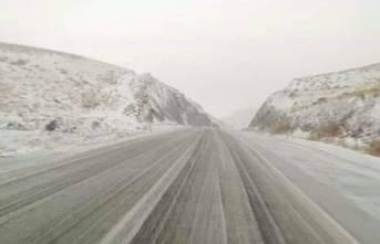 Elazığ ve Malatya İçin Kar Yağışı Uyarısı