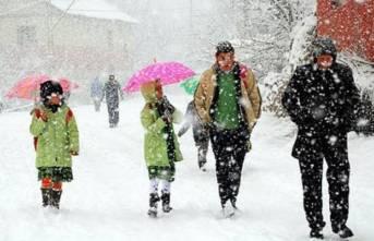 Malatya'da 13 Ocak Perşembe Okullar Tatil Oldu mu? Tatil olan ilçeler