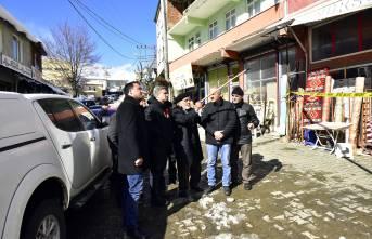 Vali Baruş, Pütürge ve Doğanyol'da Deprem Bilgilendirme Toplantısı Düzenledi