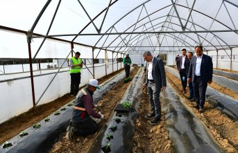 Başkan Çınar:'Hijyenik ve doğal ürünler tüketilmesine ağırlık verelim'