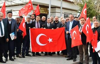 Başkan Çınar, Muhtarlarla Biraraya Geldi
