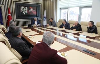 Başkanımız Osman Güder,Her Zaman Bizlerin Yanında
