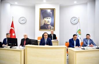 Büyükşehir Belediyesi Mart Ayı Meclis Toplantısı Başladı