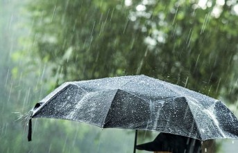 MGM Uyardı... Şiddetli Yağmur Geliyor