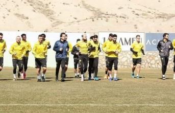 Y.Malatyaspor'da Konyaspor Mesaisi Başladı