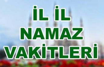 Adana İmsakiye 2020 - İftar Vakti ve Sahur Saatleri