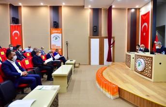 Başkan Çınar ve Meclis Üyeleri, Sağlıkçıları Alkışladı