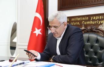 Başkan Güder, Battalgazi'nin Çınarlarını Aradı