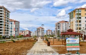 Başkan Gürkan, 'Parkımız Bölge Halkına Hayırlı Olsun'