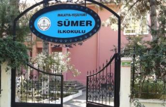 Sümer İlkokulu'nda yıkım çalışmaları başladı