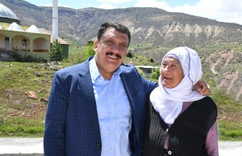 Başkan Gürkan'ın Anneler Günü Mesajı