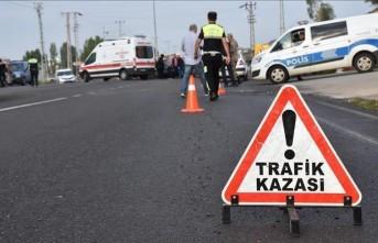 Malatya'da Feci Kaza... Sürücünün Kolu Koptu