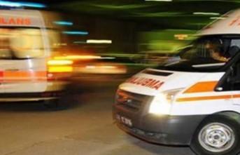 Malatya'da Yolda Yürürken Düşüp Öldü