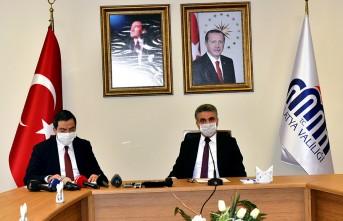 Sağlık İl Müdürü Malatya'daki Toplam Vaka Sayısını Açıklandı