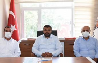 Başkan Küçük ve İlçe Başkanı Kavuncuoğlu'ndan CHP'ye Sert Cevap!