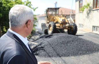 Battalgazi Belediyesi Çalışmalarına Hız Verdi