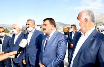 CHP'li Başkan'dan Gürkan'a övgü 'İyi ki böyle bir Başkanla çalışıyoruz'