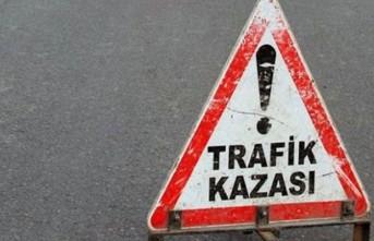 Malatya'da Otomobil Şarampole Uçtu!