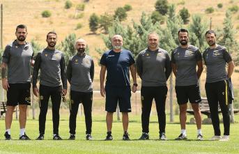 YMS'de Fenerbahçe Hazırlıkları Başladı