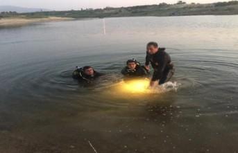 15 Yaşındaki Yusuf Samet Baraj Gölünde Boğuldu