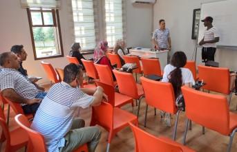 Büyükşehir'de İngilizce Eğitimler Sürüyor