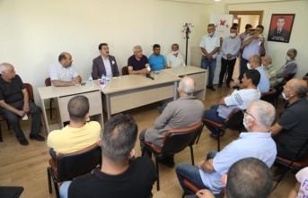 Kentsel Dönüşümle Şehitfevzi'nin Çehresi Değişecek